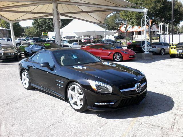 2014 Mercedes-Benz SL 550 San Antonio, Texas 2