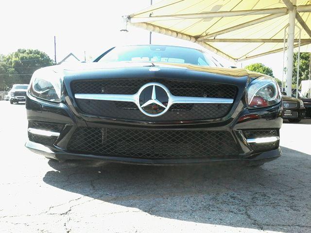 2014 Mercedes-Benz SL 550 San Antonio, Texas 9