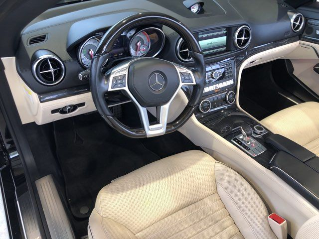 2014 Mercedes-Benz SL Class SL550 Boerne, Texas 15