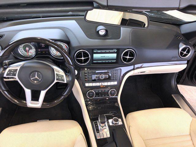 2014 Mercedes-Benz SL Class SL550 Boerne, Texas 25