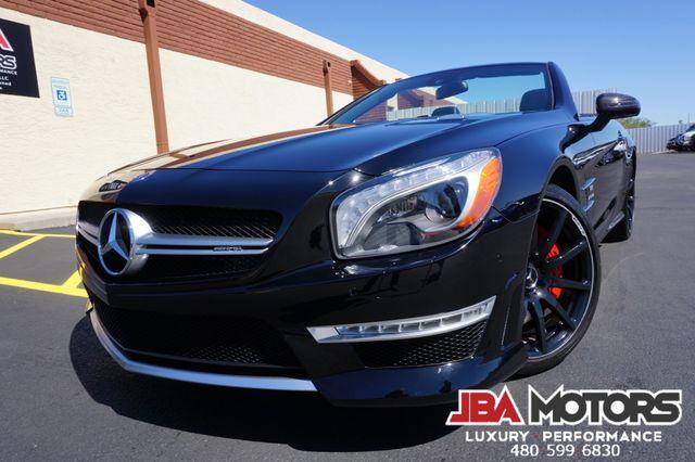 2014 Mercedes-Benz SL63 AMG P30 Performance Pkg SL Class 63 ~ $159k MSRP | MESA, AZ | JBA MOTORS in Mesa AZ