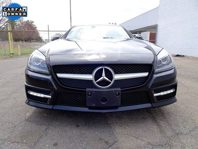 2014 Mercedes-Benz SLK 350 SLK 350 Madison, NC 9