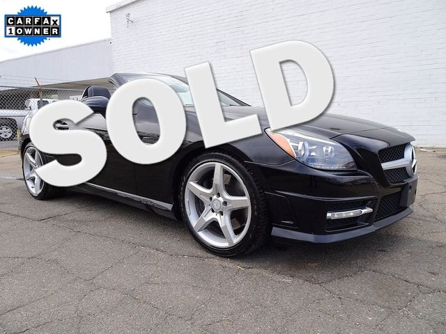 2014 Mercedes-Benz SLK 350 SLK 350 Madison, NC 0