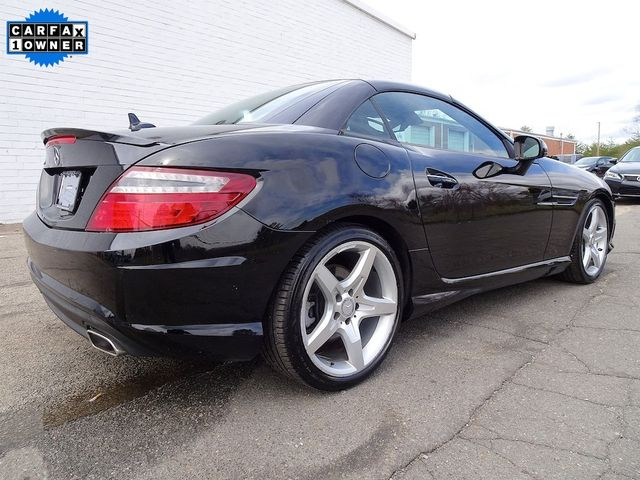 2014 Mercedes-Benz SLK 350 SLK 350 Madison, NC 4
