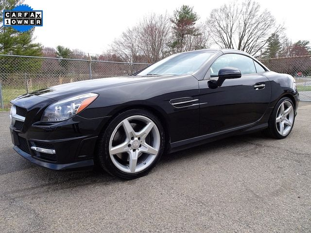 2014 Mercedes-Benz SLK 350 SLK 350 Madison, NC 8
