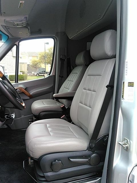2014 Mercedes-Benz Sprinter 3500 Cargo 170 WB Madison, NC 9