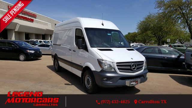 2014 Mercedes-Benz Sprinter Cargo Vans High Roof