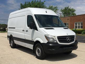 2014 Mercedes-Benz Sprinter Cargo Vans Chicago, Illinois