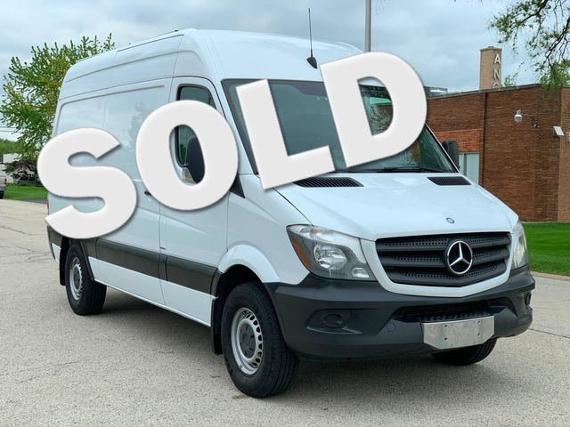 2014 Mercedes-Benz Sprinter Cargo Vans Chicago, Illinois