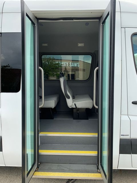 2014 Mercedes-Benz Sprinter Chassis-Cabs Chicago, Illinois 9