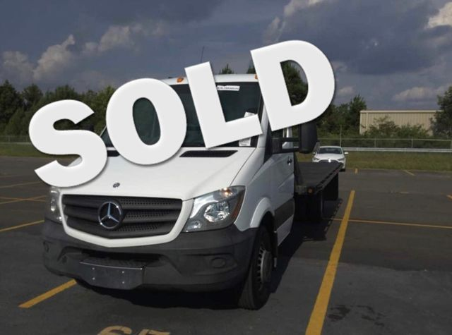 2014 Mercedes-Benz Sprinter Chassis-Cabs Base Madison, NC 0