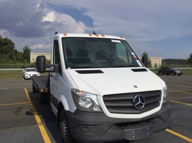 2014 Mercedes-Benz Sprinter Chassis-Cabs Base Madison, NC 1
