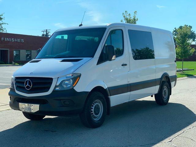 2014 Mercedes-Benz Sprinter Crew Vans Chicago, Illinois 1