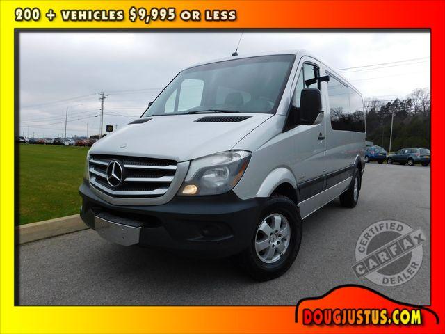 2014 Mercedes-Benz Sprinter Passenger Vans 2500