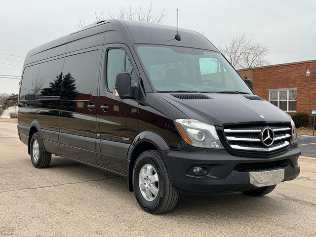 2014 Mercedes-Benz Sprinter Passenger Vans Chicago, Illinois