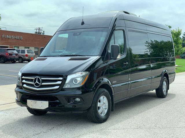 2014 Mercedes-Benz Sprinter Passenger Vans Chicago, Illinois 1