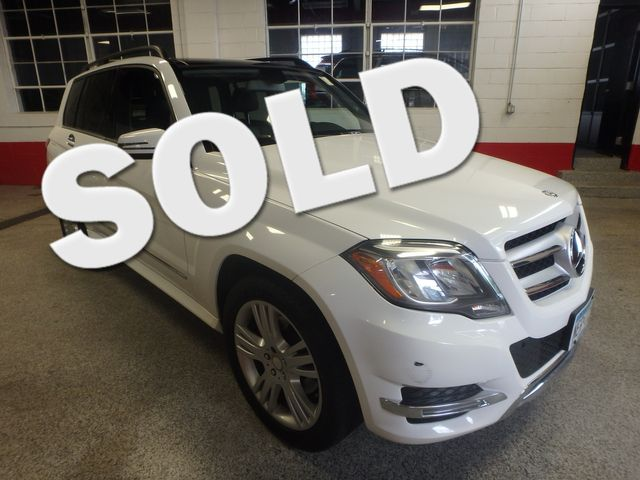 2014 Mercedes Glk350 4-Matic B/U CAM, DOUBLE ROOF, FLAWLESS & LOADED UP!~ Saint Louis Park, MN