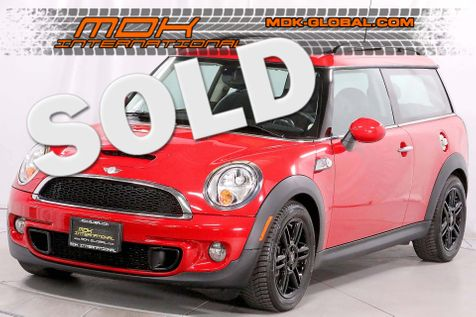 2014 Mini Clubman S- Auto - Heated seats - Bluetooth in Los Angeles