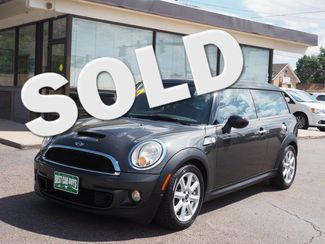 2014 Mini Clubman S Englewood, CO