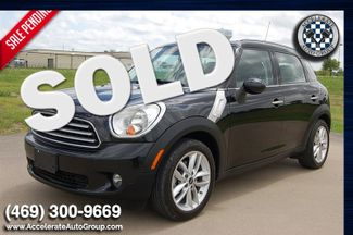 2014 Mini Cooper Countryman PREMIUM PKG in Rowlett