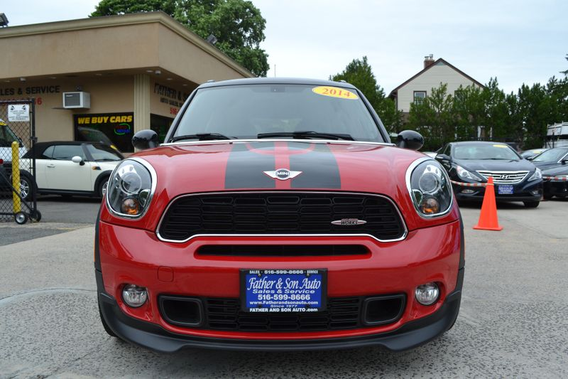 2014 Mini Countryman John Cooper Works  city New  Father  Son Auto Corp   in Lynbrook, New