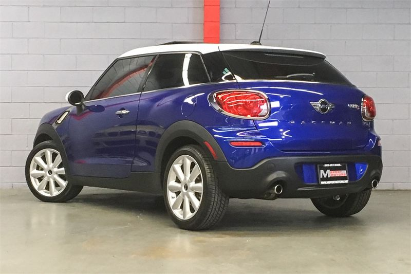 2014 Mini Paceman S  city CA  M Sport Motors  in Walnut Creek, CA