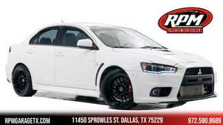 2014 Mitsubishi Lancer Evolution MR Big Turbo with Many Upgrades in Dallas, TX 75229