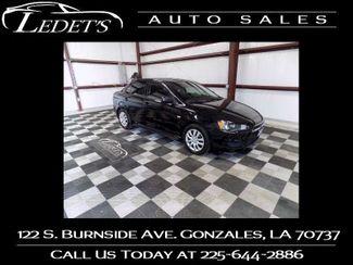 2014 Mitsubishi Lancer ES - Ledet's Auto Sales Gonzales_state_zip in Gonzales
