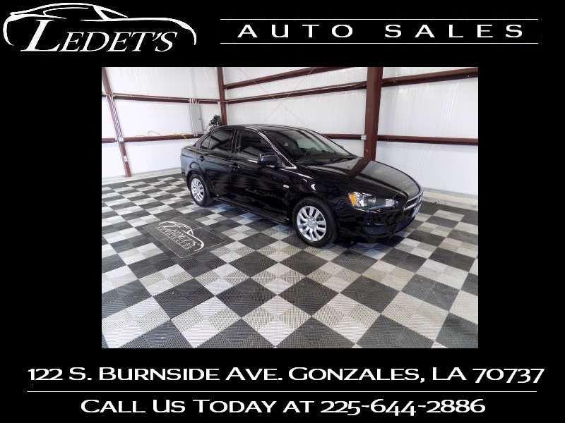 2014 Mitsubishi Lancer ES - Ledet's Auto Sales Gonzales_state_zip in Gonzales Louisiana
