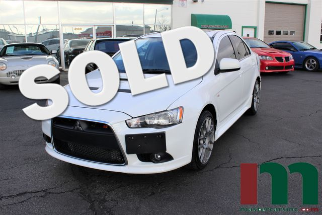 2014 Mitsubishi Lancer Ralliart | Granite City, Illinois | MasterCars Company Inc. in Granite City Illinois
