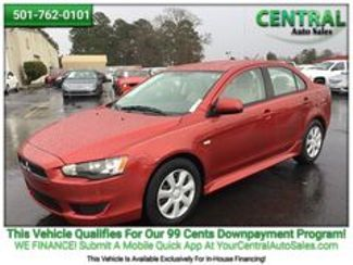 2014 Mitsubishi Lancer ES | Hot Springs, AR | Central Auto Sales in Hot Springs AR