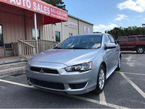 2014 Mitsubishi Lancer ES   Myrtle Beach, South Carolina   Hudson Auto Sales in Myrtle Beach, South Carolina