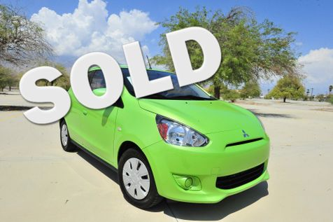 2014 Mitsubishi Mirage DE in Cathedral City