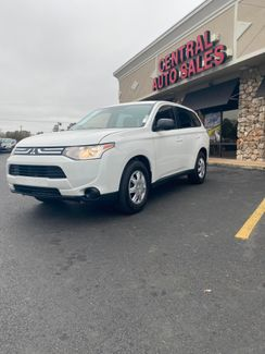 2014 Mitsubishi Outlander ES | Hot Springs, AR | Central Auto Sales in Hot Springs AR