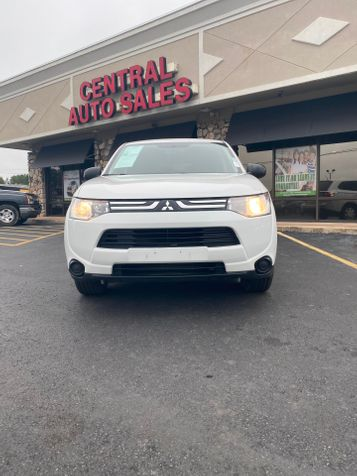 2014 Mitsubishi Outlander ES | Hot Springs, AR | Central Auto Sales in Hot Springs, AR