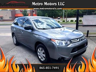 2014 Mitsubishi Outlander ES in Knoxville, Tennessee 37917