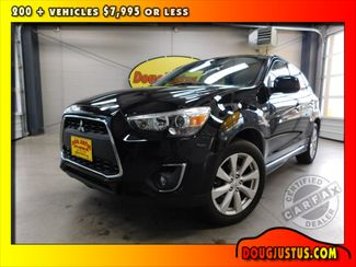 2014 Mitsubishi Outlander Sport SE in Airport Motor Mile ( Metro Knoxville ), TN 37777