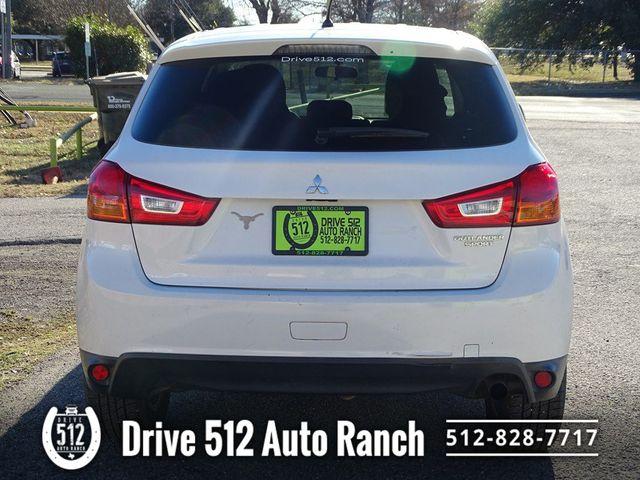 2014 Mitsubishi Outlander Sport ES in Austin, TX 78745