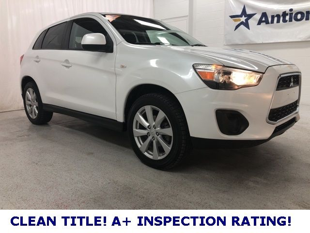 2014 Mitsubishi Outlander Sport ES | Bountiful, UT | Antion Auto in Bountiful UT