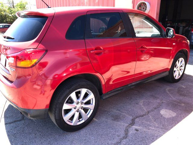 2014 Mitsubishi Outlander Sport ES CAR PROS AUTO CENTER (702) 405-9905 Las Vegas, Nevada 1