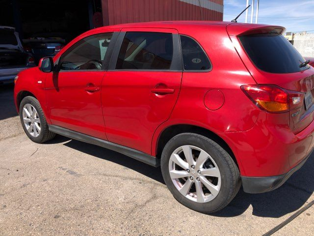 2014 Mitsubishi Outlander Sport ES CAR PROS AUTO CENTER (702) 405-9905 Las Vegas, Nevada 2