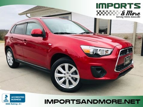 2014 Mitsubishi Outlander Sport ES 4WD in Lenoir City, TN