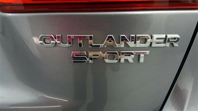 2014 Mitsubishi Outlander Sport ES in McKinney Texas, 75070