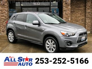 2014 Mitsubishi Outlander Sport SE 4WD in Puyallup Washington, 98371