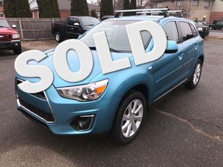 2014 Mitsubishi Outlander Sport in West Springfield, MA