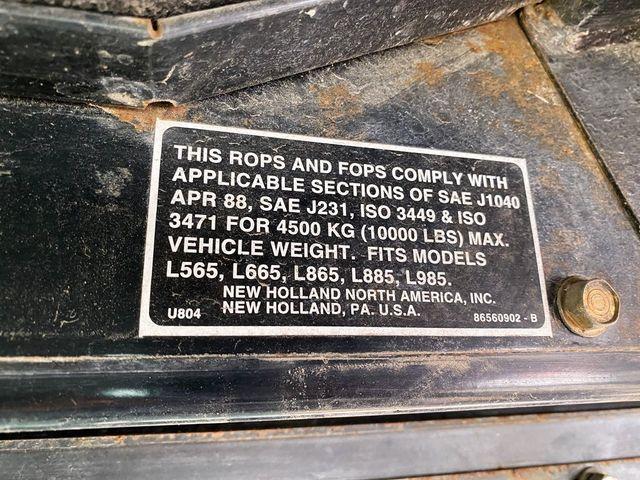 1994 New Holland LX565 High Flow Madison, NC 32
