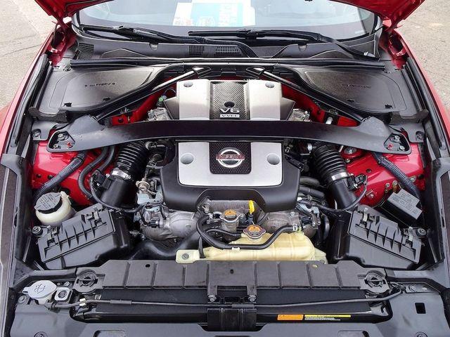 2014 Nissan 370Z Base Madison, NC 38