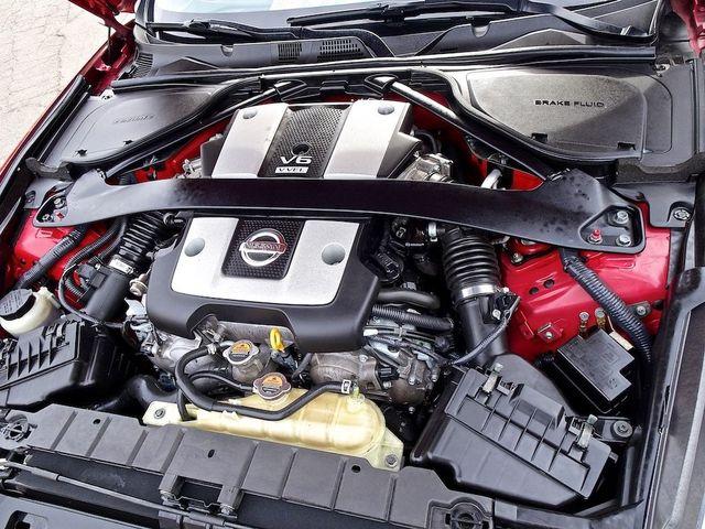 2014 Nissan 370Z Base Madison, NC 40
