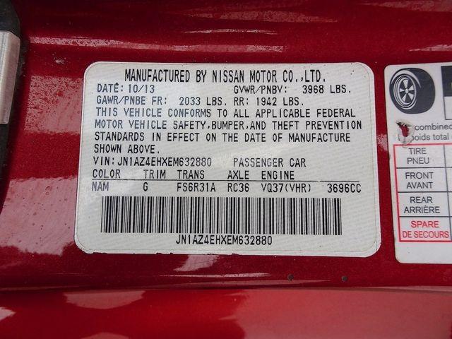 2014 Nissan 370Z Base Madison, NC 42
