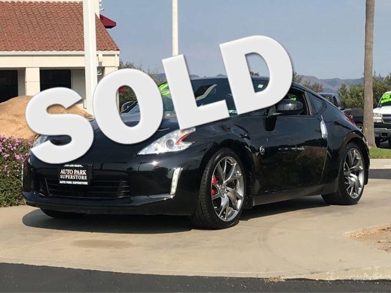 2014 Nissan 370Z Base | San Luis Obispo, CA | Auto Park Sales & Service in San Luis Obispo CA